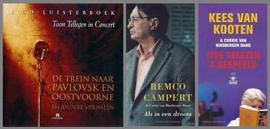 Corrie van Binsbergen Band & Tellegen, Campert & Van Kooten