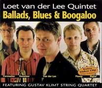 Loet van der Lee Quintet - 'Ballads, Blues & Boogaloo'