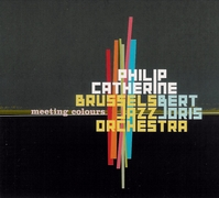 Brussels Jazz Orchestra - 'Meeting Colours'